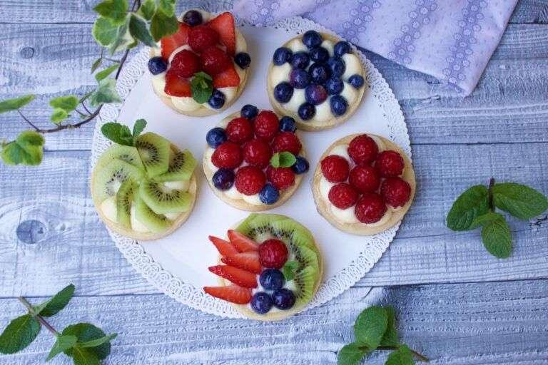 easy Cream tarts